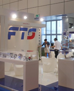Stand Fts spa Autopromotec, Bologna